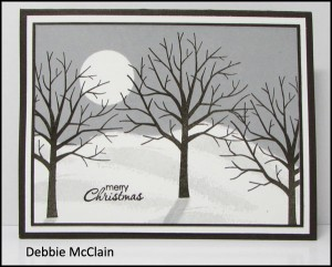 Merry Christmas by Debbie McClain