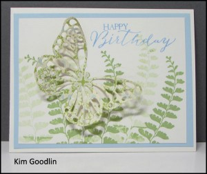Happy Birthday by Kim Goodlin