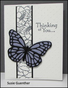 Thinking of You by Susie Guenther