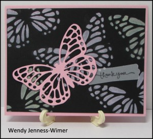 Thank You by Wendy Jenness-Wimer