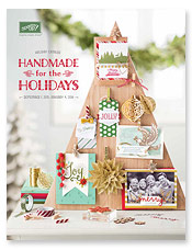 StampinUp Holiday Catalog